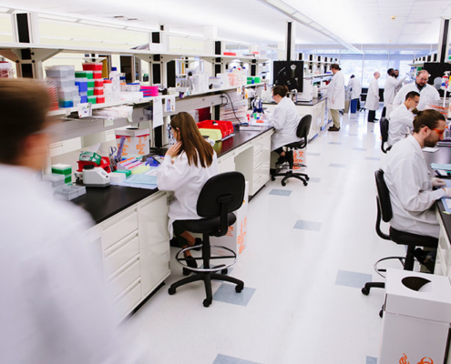 Immunologix Laboratories - Facility