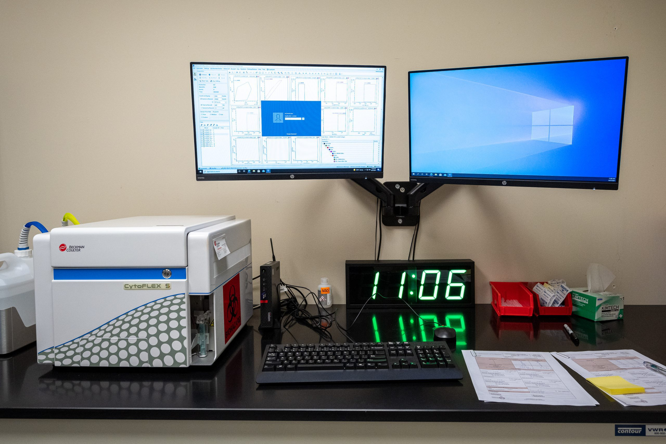 Beckman Coulter CytoFLEX S Flow Cytometer